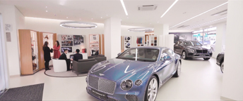 Bentley Hong Kong – Video Shooting