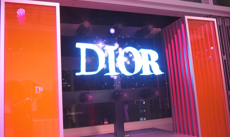 more than media - Dior