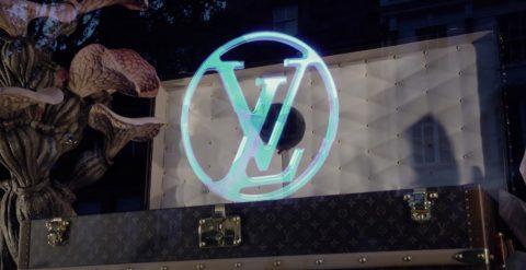 Louis Vuitton in Selfridges, London